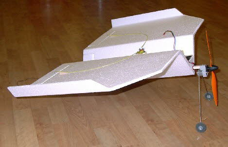 Big Paper Plane for post