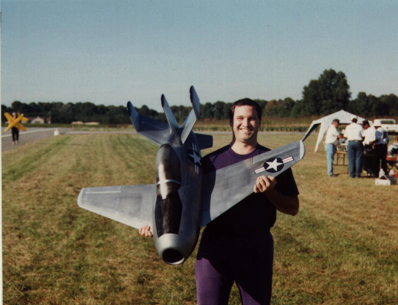 XF-85 and Me